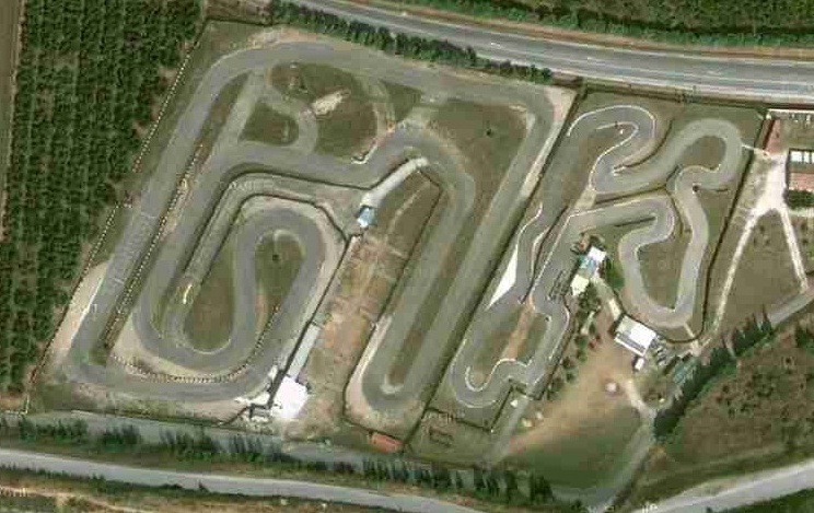 circuit beaucaire